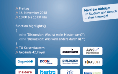 Informatik Praxistag 2018