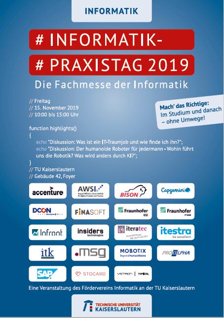 Informatik-Praxistag 2019